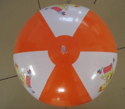 Pvc Inflatable Nickelodeon Spongebob Beach Balls For Kids