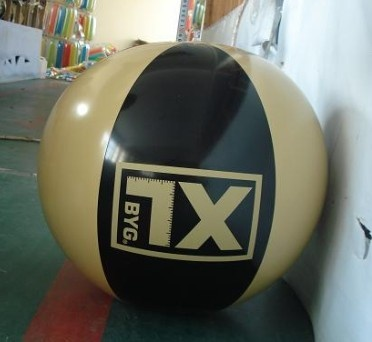 Xl Byg Inflatable Beach Balls For Promotional Big Pvc