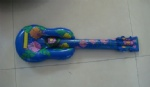 Inflatable pvc guitar/inflatable guitar for advertising/ inflatable guitar toys
