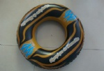 PVC inflatable (Olympique de Marsille) swimming rings