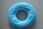 PVC inflatable smallest swimming rings for kids
