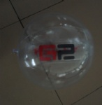 PVC Inflatable G2 ball in ball for advertising
